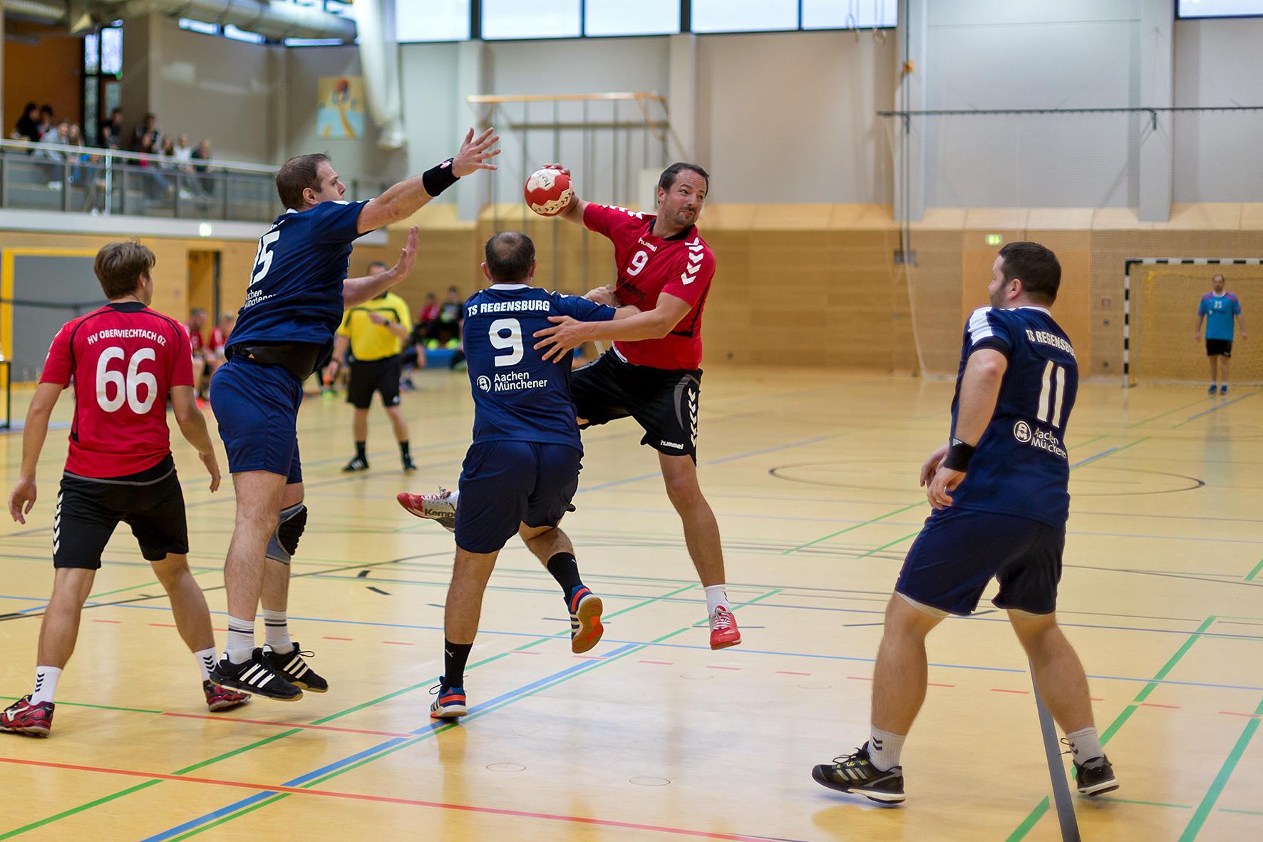 Oberviechtach Handball