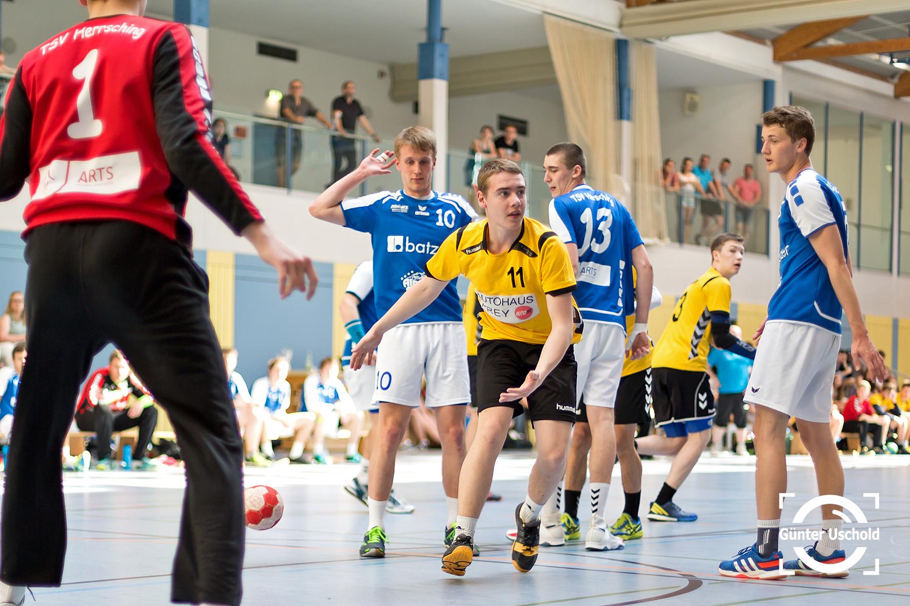 Handball Oberviechtach